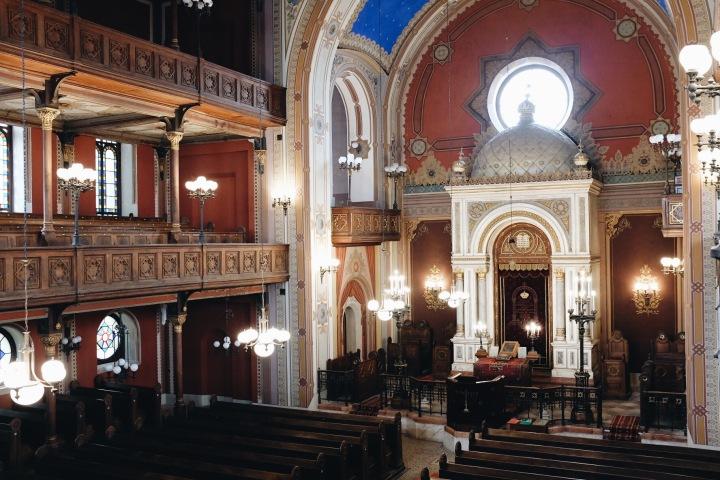 Synagoge Pécs