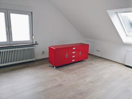 Unsere leere Wohnung