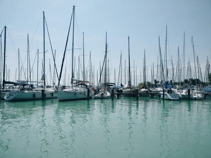 Hafen Balatonkenese