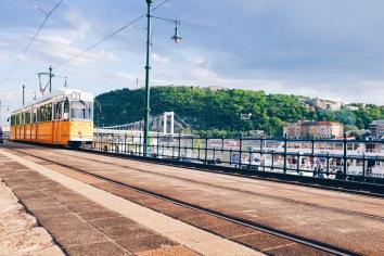 Straßenbahn Ungarn