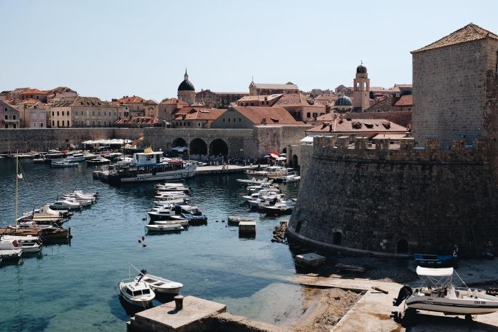 Altstadt und Hafen Dubrovnik