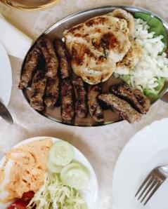 Essen Belgrad serbisch