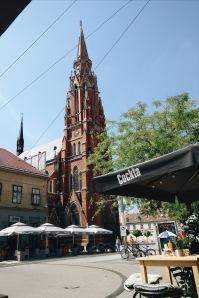 St. Peter und Paul Kathedrale Osijek