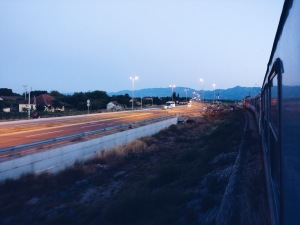 Montenegro bei Nacht
