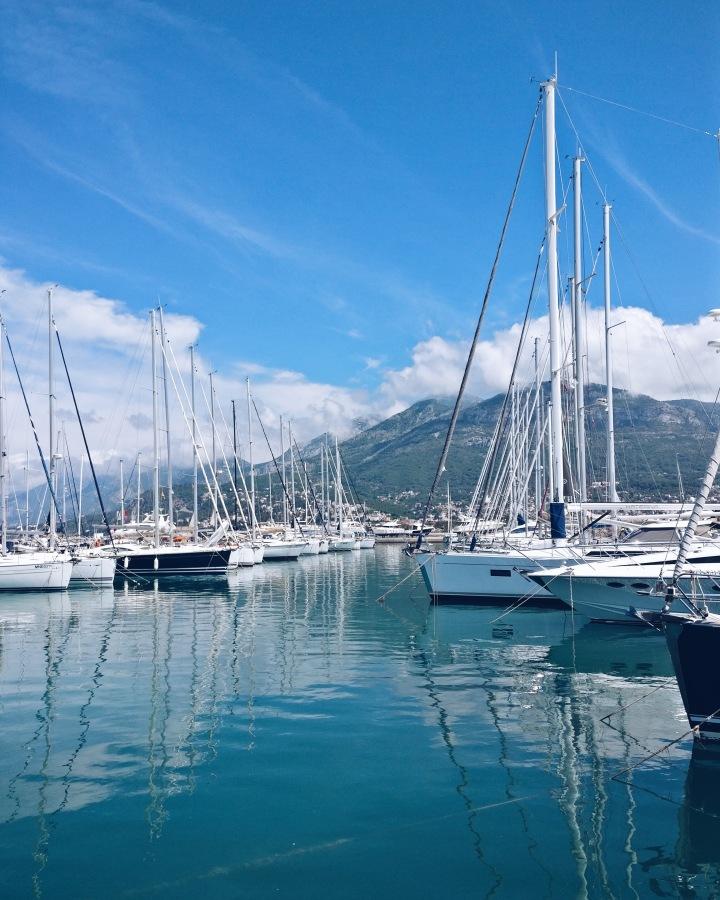 Hafen Bar Montenegro Adria