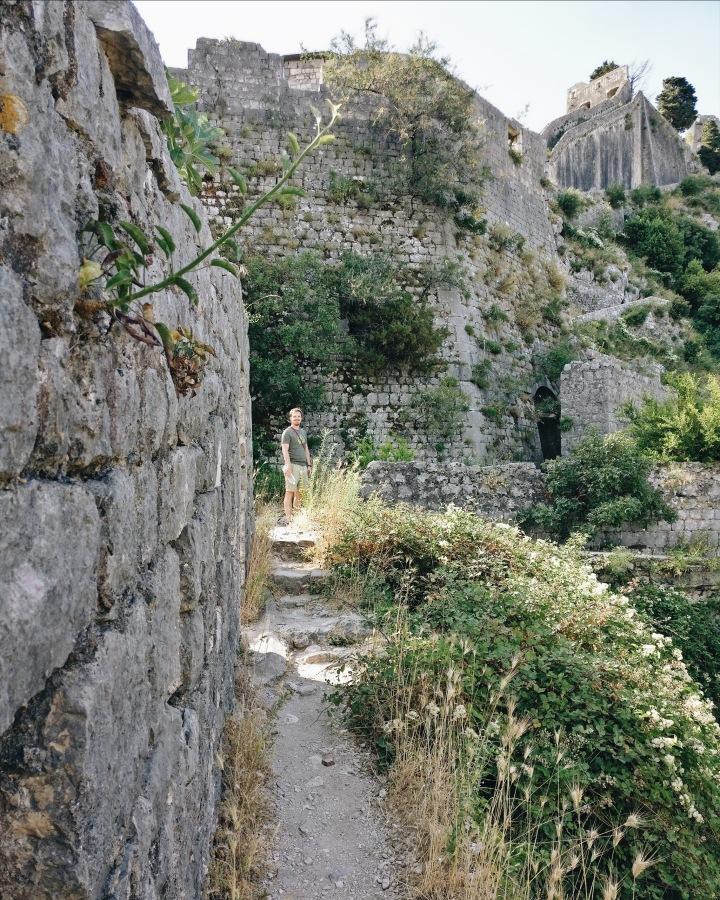 Festung von Kotor Castle