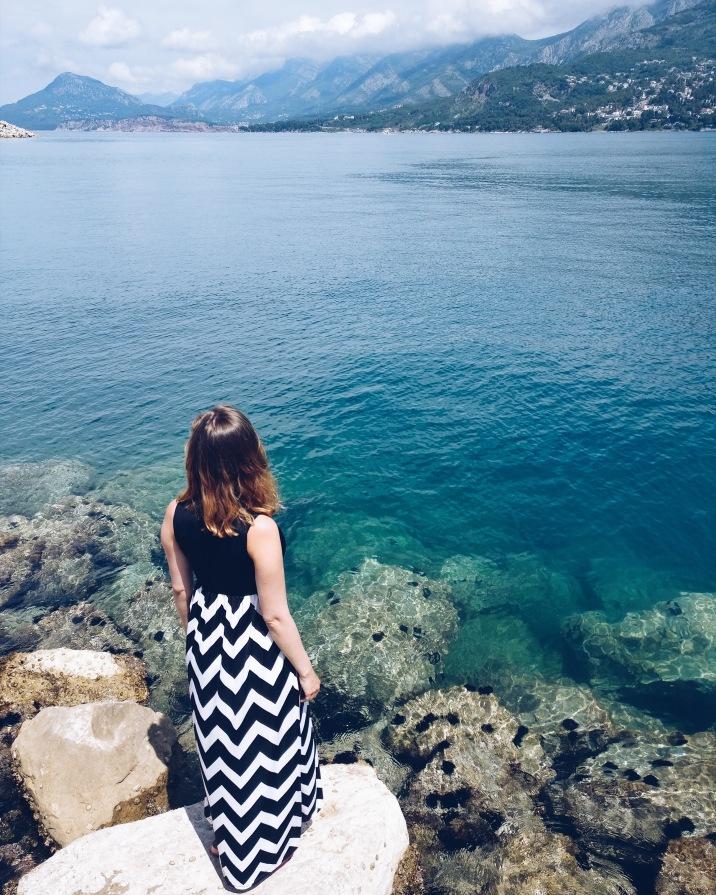 Küstenliebe Montenegro