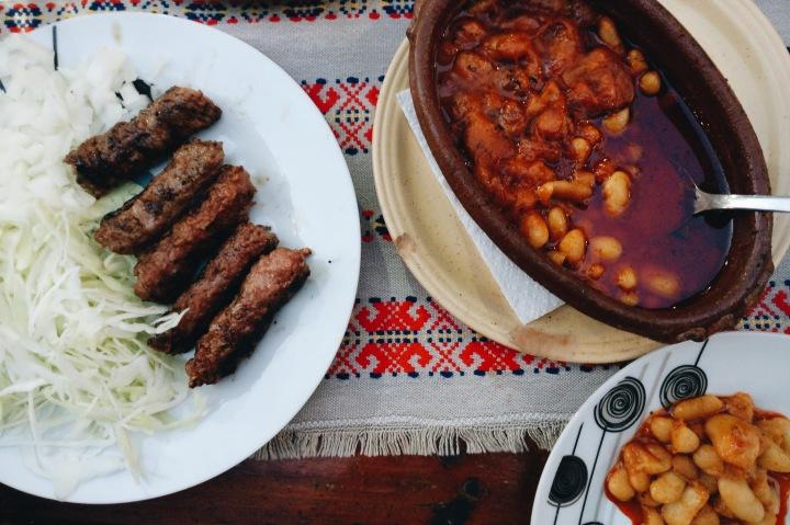 Albanische Küche | Backpacking In Albanien Essen Und Trinken
