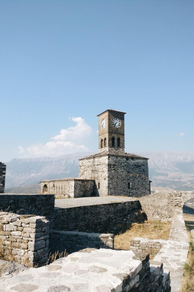 Festung Turm Gjirokastra