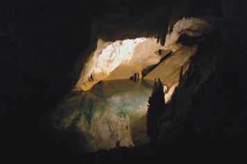 Die Tropfsteinhöhle